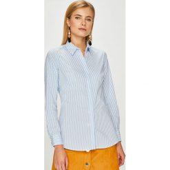 Answear - Koszula Femifesto. Szare koszule damskie marki ANSWEAR, l, w paski, z bawełny, casualowe, z klasycznym kołnierzykiem, z długim rękawem. W wyprzedaży za 79,90 zł.