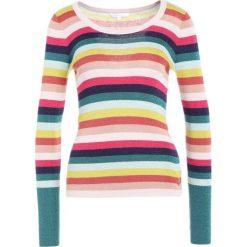 Patrizia Pepe MAGLIA Sweter multicolor. Zielone swetry klasyczne damskie Patrizia Pepe, z materiału. W wyprzedaży za 512,85 zł.