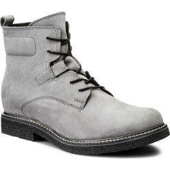 Botki SERGIO BARDI - Desio FW127265617JN 409. Szare buty zimowe damskie Sergio Bardi, z nubiku, na obcasie. W wyprzedaży za 219,00 zł.