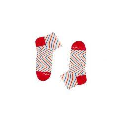 Skrzywana 9m1 - Skarpetki stopki. Białe skarpetki męskie marki Takapara. Za 21,25 zł.