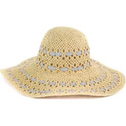 Kapelusz damski Beauty beżowy. Brązowe kapelusze damskie marki Art of Polo. Za 40,31 zł.