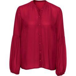 Bluzki damskie: Bluzka bonprix ciemnoczerwony
