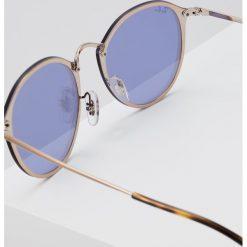 RayBan Okulary przeciwsłoneczne bronzecoloured/coppercoloured. Brązowe okulary przeciwsłoneczne damskie lenonki marki Ray-Ban. Za 659,00 zł.