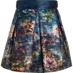 Jottum SKIRT SHORT TAMPERE Spódnica trapezowa multicolour. Szare spódniczki dziewczęce Jottum, z materiału. W wyprzedaży za 293,30 zł.