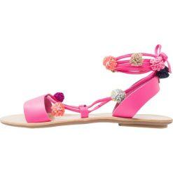 Rzymianki damskie: Loeffler Randall SASKIA Sandały ultra pink/multicolor