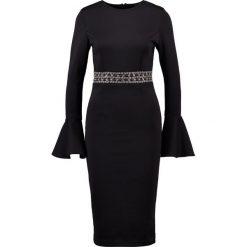 Sukienki hiszpanki: TFNC ZETA MIDI Sukienka koktajlowa black
