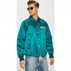 Diesel - Kurtka. Zielone kurtki męskie przejściowe Diesel, l, z nylonu. Za 1099,00 zł.