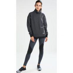 Bluzy polarowe: Under Armour FUNNEL NECK Bluza z polaru black light heather