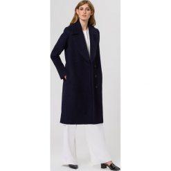 Płaszcze damskie pastelowe: IVY & OAK XL COLLAR Płaszcz wełniany /Płaszcz klasyczny navy blue