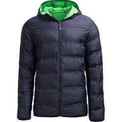 Kurtka puchowa męska KUM620 - GRAFITOWY GRANAT - Outhorn. Czarne kurtki męskie przejściowe marki Outhorn, na lato, z bawełny. W wyprzedaży za 188,99 zł.