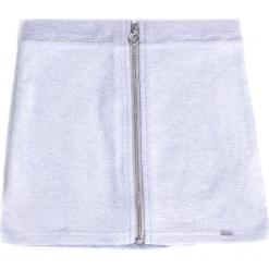 Spódnica. Szare spódniczki dziewczęce z falbankami JUST ME, z bawełny. Za 29,90 zł.