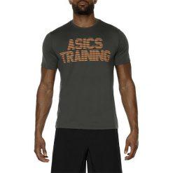 Asics Koszulka Graphic Top szara r. XL (131446 0779). Szare koszulki sportowe męskie marki Asics, z poliesteru. Za 92,25 zł.