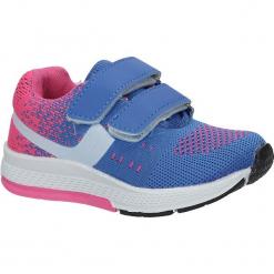 Niebieskie buty sportowe na rzepy Casu 3A-YF86170. Niebieskie buciki niemowlęce Casu, na rzepy. Za 39,99 zł.