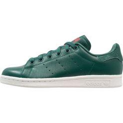 Adidas Originals STAN SMITH Tenisówki i Trampki dark green. Zielone tenisówki damskie marki adidas Originals, z materiału. Za 399,00 zł.