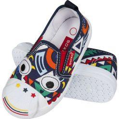 Soxo - Tenisówki dziecięce. Szare buty sportowe chłopięce marki Soxo, z gumy. Za 64,99 zł.
