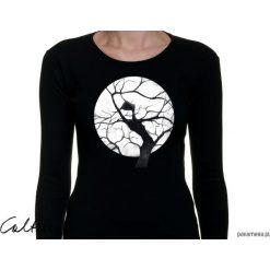 Bluzki, topy, tuniki: Drzewo - damska koszulka z długim rękawem