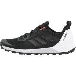 Buty damskie: adidas Performance TERREX AGRAVIC SPEED  Obuwie do biegania Szlak core black/white