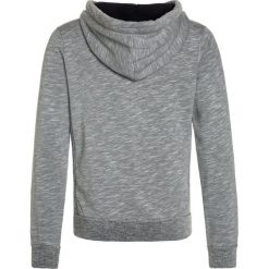 Abercrombie & Fitch BEST EVER  Bluza rozpinana grey. Szare bluzy chłopięce rozpinane Abercrombie & Fitch, z bawełny. Za 169,00 zł.