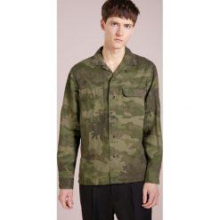 Koszule męskie na spinki: J.CREW CAMP COLLAR Koszula infantry olive