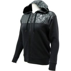 Adidas Bluza damska Hoddy czarna r. S (M63689). Czarne bluzy sportowe damskie Adidas, m. Za 127,96 zł.