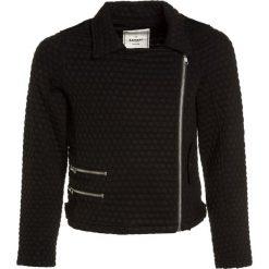 Kaporal ANOUK Żakiet black. Czarne kurtki dziewczęce Kaporal, z elastanu. W wyprzedaży za 174,85 zł.