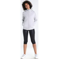 Adidas Performance PULSE Bluza rozpinana gretwo. Szare bluzy męskie rozpinane marki adidas Performance, xl, z bawełny. W wyprzedaży za 174,50 zł.