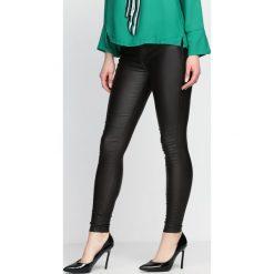 Spodnie damskie: Czarne Spodnie This Can Be Good