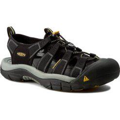 Sandały KEEN - Newport H2 1001907 Black. Czarne sandały męskie marki Keen, z materiału. W wyprzedaży za 279,00 zł.