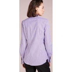 Polo Ralph Lauren STRETCH SLIM FIT Koszula purple/white. Fioletowe koszulki polo damskie Polo Ralph Lauren, z bawełny, polo. Za 459,00 zł.