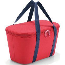Torba Coolerbag XS Red. Czerwone torby plażowe marki Reisenthel, z materiału. Za 69,00 zł.