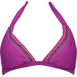 """Biustonosz bikini """"Tyras"""" w kolorze fioletowym. Fioletowe stroje dwuczęściowe damskie Swim Wear, z aplikacjami. W wyprzedaży za 98,95 zł."""