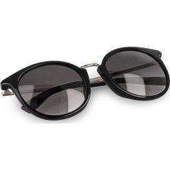 Okulary przeciwsłoneczne FURLA - Club 919627 D 147F REM Onyx. Czarne okulary przeciwsłoneczne damskie lenonki Furla. W wyprzedaży za 489,00 zł.