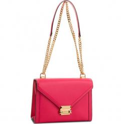 Torebka MICHAEL MICHAEL KORS - Whitney 30T8GXIL3L  Rose Pink. Żółte torebki klasyczne damskie marki MICHAEL Michael Kors, ze skóry. W wyprzedaży za 989,00 zł.