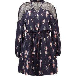 Sukienki hiszpanki: AllSaints LAYA MEADOW  Sukienka letnia blue