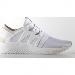 """Buty adidas Tubular Viral Women """"Core White"""" (S75583). Białe buty sportowe damskie adidas tubular Adidas, z materiału. Za 199,99 zł."""