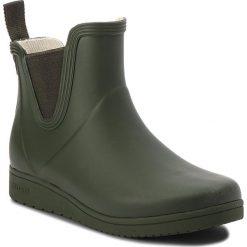 Kalosze TRETORN - Charlie 473241 Forest Green 67. Zielone buty zimowe damskie marki Tretorn, z kauczuku. W wyprzedaży za 239,00 zł.