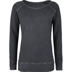 Outer Vision Woman's Sweatshirt Gills Bluza damska ciemnoszary (Anthracite). Szare bluzy damskie Outer Vision, m. Za 121,90 zł.