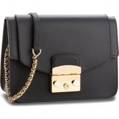 Torebka FURLA - Metropolis 962966 B BOT1 VFO Onyx. Czarne torebki klasyczne damskie marki Furla, ze skóry. Za 1610,00 zł.
