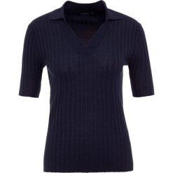 T-shirty damskie: J.LINDEBERG JENNER Tshirt z nadrukiem navy