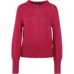Tiger of Sweden CHAIL Sweter dark cerise. Czerwone swetry klasyczne damskie Tiger of Sweden, s, z materiału. W wyprzedaży za 419,50 zł.