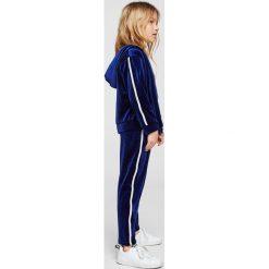 Bluzy dziewczęce rozpinane: Mango Kids - Bluza dziecięca Paris 110-164 cm