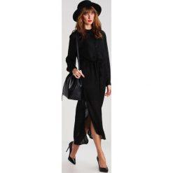 Długie sukienki: Sisley Długa sukienka black