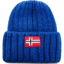 Czapka NAPAPIJRI - K Semiury 2 N0YID2 Bright Royal BA5. Niebieskie czapki zimowe damskie marki Napapijri, z materiału. W wyprzedaży za 139,00 zł.