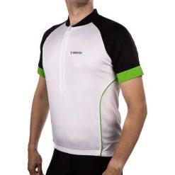 Brugi Koszulka rowerowa męska 4KAK PMB biała r. L. Białe odzież rowerowa męska marki Brugi, l. Za 73,35 zł.