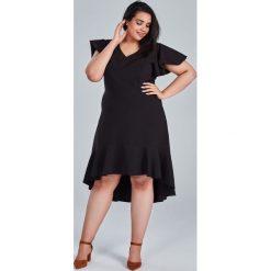 07203950 Sukienki asymetryczne dla puszystych - Sukienki damskie asymetryczne ...