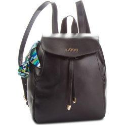 Plecak NOBO - NBAG-FE1620-C020 Czarny. Czarne plecaki damskie Nobo, ze skóry ekologicznej, eleganckie. W wyprzedaży za 159,00 zł.
