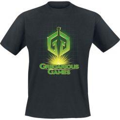 T-shirty męskie z nadrukiem: Ready Player One Gregarious Games T-Shirt czarny