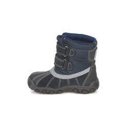 Śniegowce Dziecko Primigi  ROCHA-E-GTX. Niebieskie buty zimowe chłopięce Primigi. Za 199,20 zł.