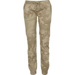 Spodnie damskie: Urban Classics Ladies Camo Jogging Pants Spodnie dresowe Sand Camo