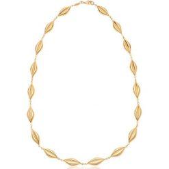 Naszyjniki damskie: Zjawiskowy Naszyjnik - złoto żółte 585